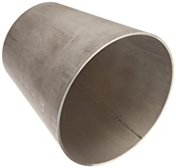 DixonB31W-G600400U Stainless Steel 304 Sanitary Fitting, Unpolished Weld Concentric Reducer, 6\