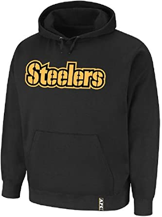 Pittsburgh Steelers Classic Heavyweight V Crew Sweatshirt by VF