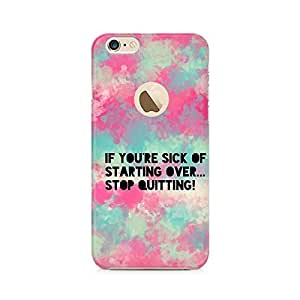 TAZindia Printed Hard Back Case Cover For Apple iPhone 6 6s