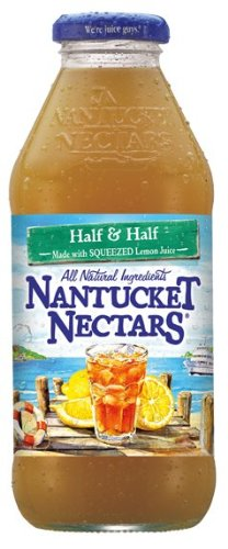 Nantucket Nectars Half & Half 16 Oz. (12 Pack Case)