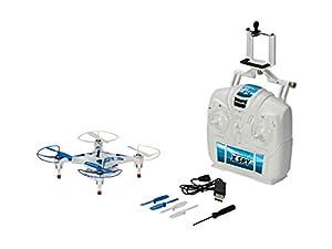 Revell Control 23954 - WiFi Quadcopter X-Spy