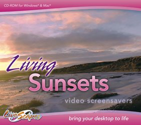 Living Sunsets Screensavers