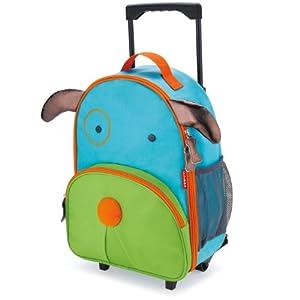 Ένα σκυλάκι για βαλίτσα..