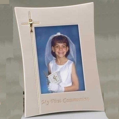 Roman Inc. First Communion Frame 4x6 * Confirmation Catholic Communion