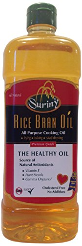 Suriny Rice Bran Oil, 50.721 Fluid Ounce Food, Beverages