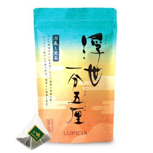 ティーバッグ [8032] 深蒸し煎茶「浮世一分五厘」 特別パッケージ25個入