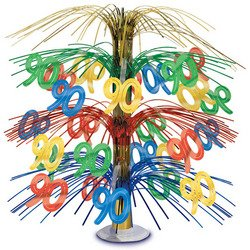 90 Cascade Centerpiece Party Accessory Happy