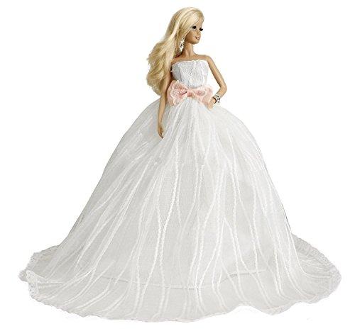 Top 5 Best barbie wedding dress for sale 2016 | BOOMSbeat