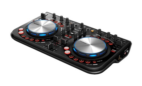 PIONEER DJコントローラー DDJ-WeGO-K ブラック