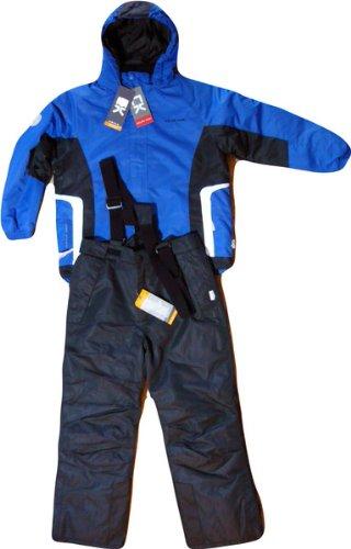 Color Kids.Ski-Anzug, Jenin Ski Set Air-flo 2000, nautical blue. 101289-01102