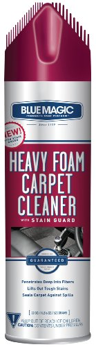 BlueMagic 912 Heavy Foam Carpet Cleaner with Stain Guard - 22 oz.
