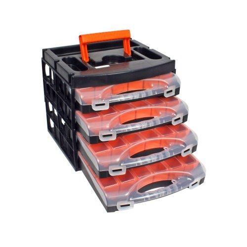 Sortimentskoffer-Sortimentskasten-mit-4-Organizern-56100