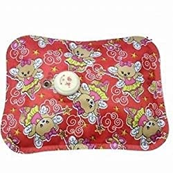 Gadgetbucket Electric Healing Pad Heat Rechargable Portable Hot Water Bottle Bag