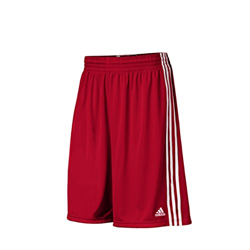 Adidas Climalite Basketball Practice Shorts M Power Red Soccer Climalite Shorts