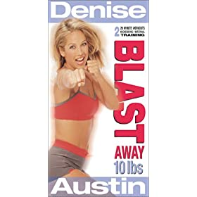 Denise Austin - Blast Away 10 Lbs