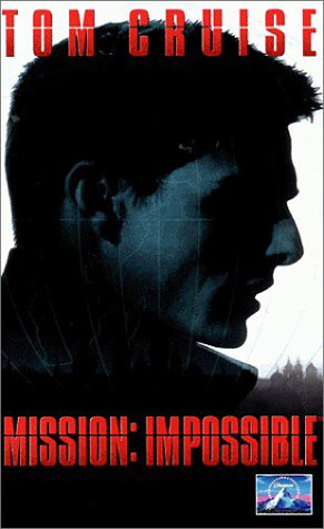 Mission: Impossible [VHS]