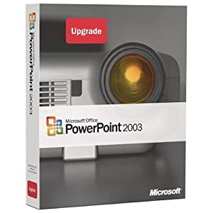 Microsoft Power Point Trial on Microsoft Powerpoint 2003 Upgrade  Old Version