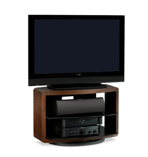 Cheap BDI Valera 9723 Single Wide Low Open TV Stand (Chocolate Stained Walnut) (Valera/9723CWL)