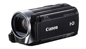 Canon LEGRIA HF R37 Schwarz Full-HD Flash-Camcorder