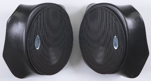 """Ssv Works Polaris Rzr, Rzr-S And Rzr 4 Front Stereo Speaker Pods Includes 6X9"""" Speakers"""
