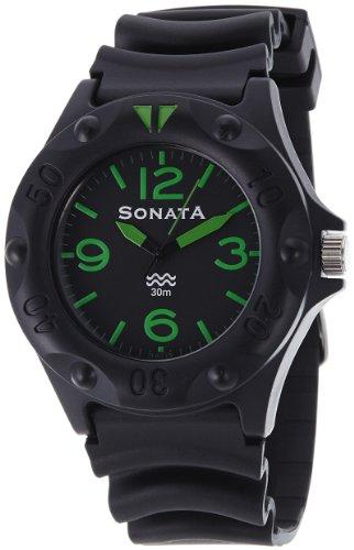 Sonata-Super-Fibre-Analog-Black-Dial-Mens-Watch-ND7975PP03