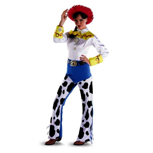 Jessie Costume Deluxe Adult Toy Story Costume from Disney's Toy Story 50551