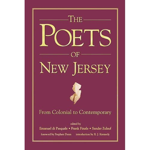 The Poets of New Jersey: From Colonial to Contemporary