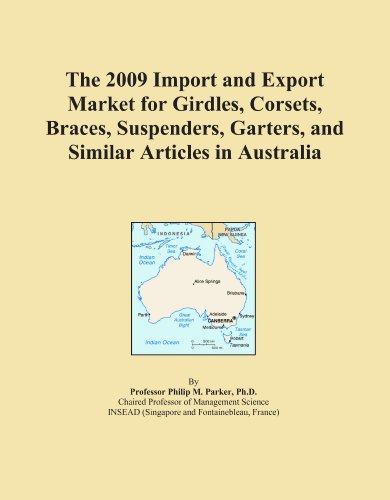 The 2009 Import and Export Market for Girdles, Corsets, Braces, Suspenders, Garters, and Similar Articles in Australia
