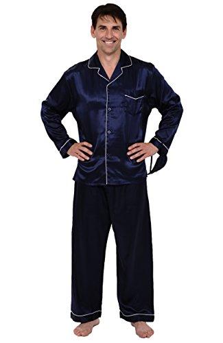 ... Rossa Men s Classic Satin Pajama Set - Long Pjs  59.99  0 ... 762955bdd