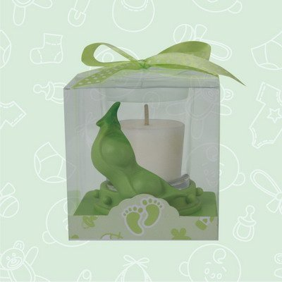 36 Baby Shower Peas In A Pod Candle Favor In Box Favors Gift Keepsake Favor front-1019803