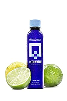 buy Resqwater Proactive Recovery Drink, 8 Ounce, 12 Pack