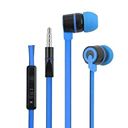 Yison CX320B In Ear Headphones With Mic (Blue)