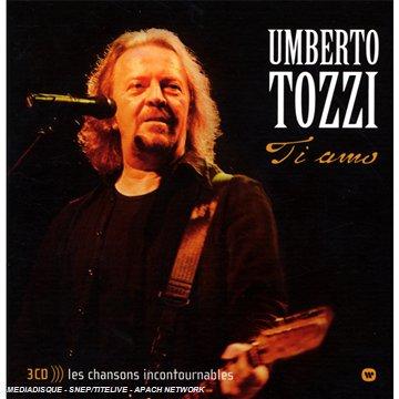 Umberto Tozzi - Ti Amo (Coffret 3 CD Les Chansons Incontournables) - Zortam Music
