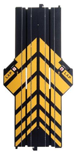 "Life-Like 9"" Dual Lane Lap Counter Slot Car Race Track front-1052659"