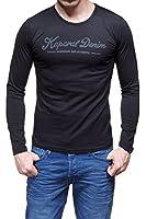 Kaporal York - T-shirt - Uni - Manches longues - Homme