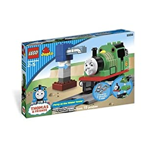 Amazon Com Lego Duplo Thomas Amp Friends Percy At The