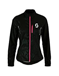 Scott Ws Windbreaker Eride Bicycle Coatt Black / C