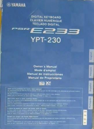yamaha-digital-keyboard-psr-e233-ypt-230-owners-manual