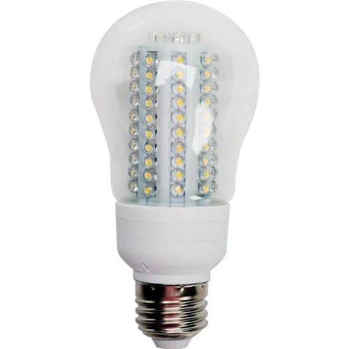Dimmable Infinity Led Ultra 63 A-19 Bulb - Cool White Clear