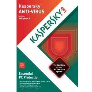 Kaspersky, Kaspersky AV 2013 3user 1Yr (Catalog