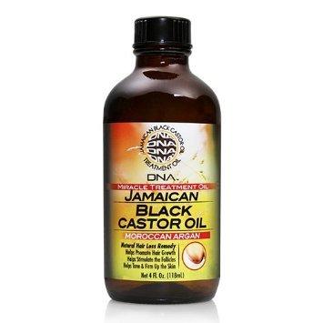 DNA Jamaican Black Castor Oil 4 oz (Moroccan Argan) (Sit Up Hair Dryer compare prices)