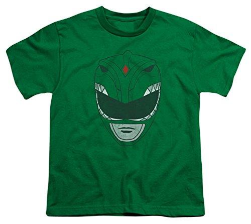 Youth: Power Rangers - Green Ranger Kids T-Shirt Size YM (Green Ranger Shirt Kids compare prices)
