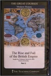 the rise and fall of the british empire pdf