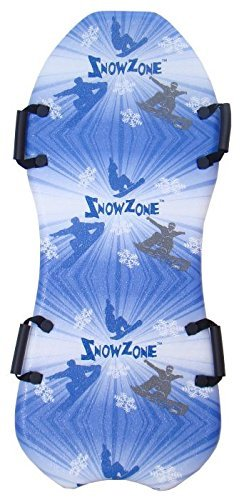 Snow-Zone-Luge-en-mousse-Junior