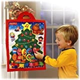 Little People Christmas Countdown Calendar by Softplay, Inc.