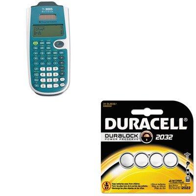 kitdurdl2032b4pktexti30xsmv-value-kit-texas-instruments-ti-30xs-multiview-calculator-texti30xsmv-and