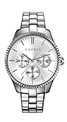 Esprit Analog White Dial Womens Watch - ES108942001