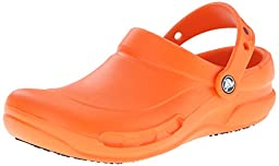 crocs Bistro Mario Batali Edition Clog,Orange,8 M US Men\'s/10 M US Women\'s