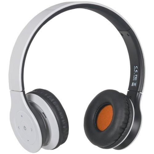 Manhattan 178150 Wireless Heaphones, White