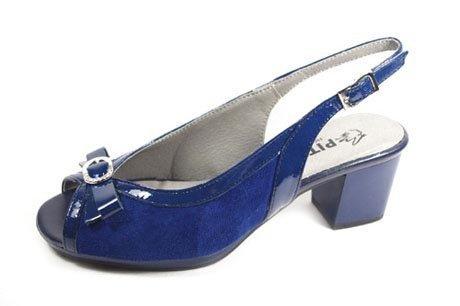 Pitillos, Sandali donna blu